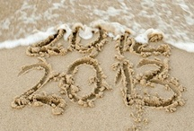 New Year, New You! / Pin your hopes, aspirations, desires, dreams and goals here! Show us what you're most looking forward to in 2013, or perhaps simply something you'd just like to share; we want to see them all :)