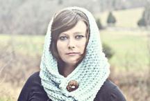 Cowls & Infinity Scarves / Castlegate Crochet Designs / by Castlegate Crochet