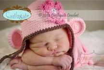 Ear Flap Hats / by Castlegate Crochet