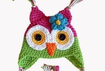 Owl Hats / by Castlegate Crochet