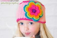 Head Wraps - Ear Warmers / by Castlegate Crochet