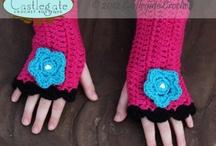 Fingerless Gloves / by Castlegate Crochet