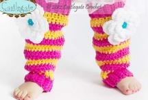 Leg Warmers / by Castlegate Crochet