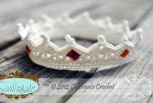 Crowns / by Castlegate Crochet