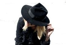 style – hats on