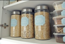 Organization: Kitchen / by Courtney Reece