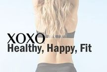 XOXO | Healthy, Happy, Fit / Fun #workouts and delicious recipes to live an #active, #healthy #life #fitness #wellness #healthy #happy #workout #recipe