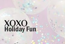 XOXO | Holiday Fun / DIY, Recipes, Decorations, Inspirations for every holiday!