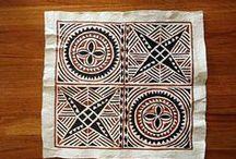 Samoan Tapa designs