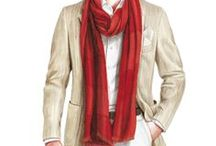 Speaking of Scarves / Determining What Sex The Scarf Is Design For