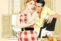 Vintage Romance / Dream Word Into The Land Of Love And Romance