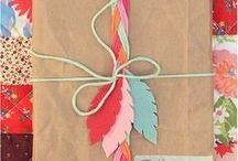 Cadeautjes & wrapping