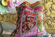 Boho styles (colours) / Different designs and ideas - Boho style