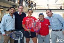 Tenis Calle / Actividad deportiva de recreación desarrollada para los alumnos de Duoc UC Sede Puente Alto en Hall Central. ¡Concursos y premios hicieron más entretenida la jornada!