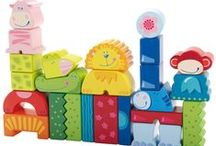 HABA TOYS GIOCATTOLI / bellissimi giocattoli in legno made in germany