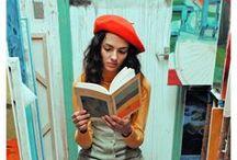 Books: ELLA LEE (el arte, la fotografía y la lectora) / by Solita