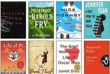 Book club / This board is dedicated to everything book related, from recommended reads, to great articles and fun quizes