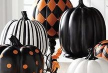 Pumpkins! / Decorate or just be inspired by fall's favorite fruit: pumpkin!