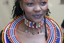 And I Feel A Trend Coming On.. / African Traditional Outfits