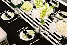 Table Settings / All sorts of ideas to create an inviting table space!