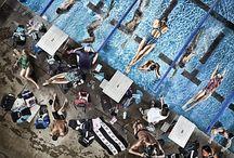 Swimming / Swimmer stuff  / by Caroline Shockley