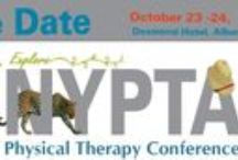 2015 Conference / Educate, Engage, EXPLORE! This year's conference is Safari themed - won't you join us for this adventure in physical therapy!?