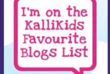 KalliKids Favourite Bloggers / Every month KalliKids showcase 3 bloggers to share with parents. Discover them here where they can share their latest blogs. Invites are sent to KalliKids Favourite Bloggers. Send your blog posts to enquiries@KalliKids.com to feature in our Favourite Bloggers list.
