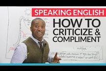 ENGLISH / Tips & Ideas