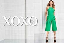 XOXO | Spring Summer 2016 / XOXO Fashion Collection for Spring/Summer 2016. Classic and trendy tops, bottoms, dresses, skirts, jumpsuits, rompers and suiting for the modern girl. #fashion #corporatecasual #blazers #sexy #dresses