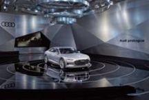 AUDI Design-Installation / Audi Installation auf der Design Miami 2014