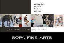 Sopa Fine Arts Exhibitions / art shows