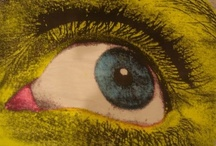 eye / by Eglantine .