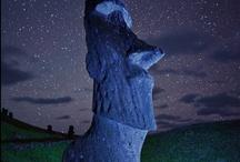Rapa  nui    / isla  de pascua
