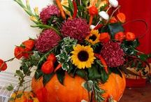 Ideas: Autumnal Weddings / With autumn leaves and the days drawing in, autumn can be the most beautiful time of year
