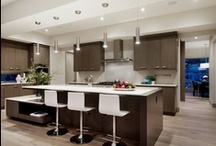 Kitchens / Designs and colours I like
