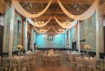 Receptions at The Granary Barns / Just a few photos of some of the great weddings we can host's at The Granary Barns.