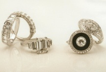 Engagement Rings / Beautiful engagement rings with diamonds. A must have! visit: www.margot-studio.pl
