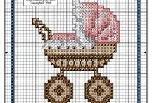 x stitch for babies