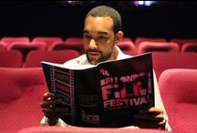 Festival Reading / Londoners deep in thought as they read through this year's exciting London Film Festival line-up.  Dig into the programme: www.bfi.org.uk/lff / by BFI