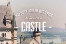 You Don't Have to Kiss a Frog to Live in a Castle