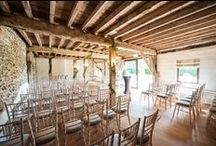 Civil Ceremonies at The Granary Barns / We are licensed to hold Civil Ceremonies here at the Granary Barns.  We have the option of hosting the Service in the Flint Barn for up to 88 people for an intimate gathering.  Alternatively if you have your heart set on a larger gathering we can accommodate you in the main Granary Barn complete with a reveal.  Both options look stunning in the barns and will make for some lovely photos!