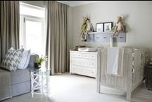 Nursery and Bedroom Ideas / by Pip and Sox