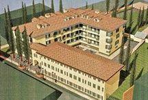 FC Project - Il Borghetto (MI) Italy / Project by Fabio Carria. Year 1994