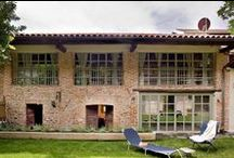 Requalification  Rural Houses / Conservation and requalification historicals and rurals houses Projects by Fabio Carria architect
