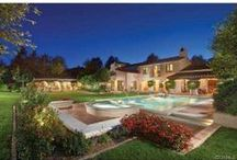 Orange County Pools / Our favorite luxury pools in Orange County. / by The Boutique Real Estate Group