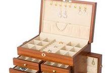 Jewelry Armoire