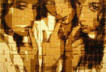 Art / Different mediums / by Myrna Mendez