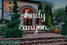 Shady Canyon Luxury / Shady Canyon is Orange County's premier, guard-gated golf course community located in beautiful Irvine. Surrounded by 16,000 acres of natural sanctuary, Shady Canyon has approximately 400 luxury homes and home sites that exhibit stunning architectural designs, luxurious landscapes, abundant space and natural attributes. / by The Boutique Real Estate Group