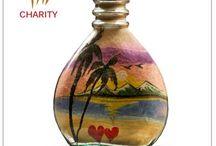 { bottle sand art }