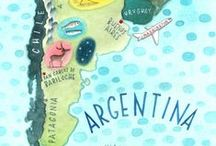 the south of america